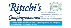 Ritschi`s Campingrestaurant Döbriach